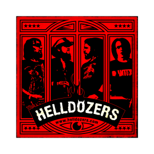 The Helldozers Sticker