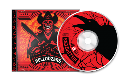 the_helldozers-carnival 2016-album